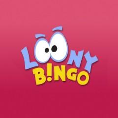 Loony Bingo Webseite